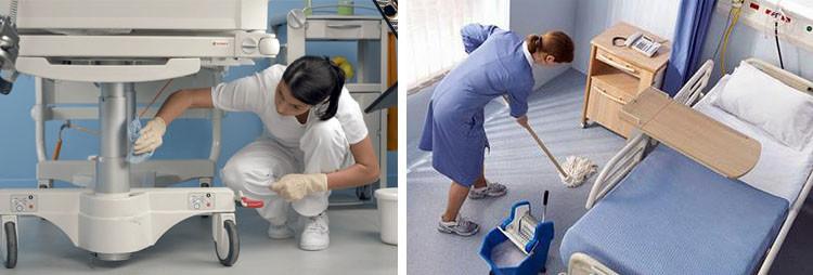 hastane temizlik şirketi izmir