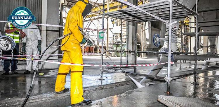 izmir fabrika temizlik şirketi