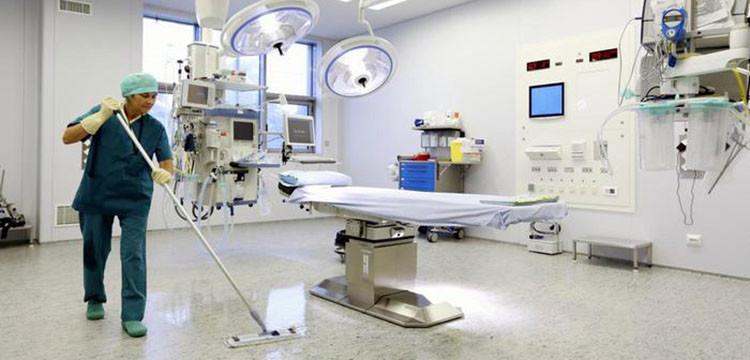 izmir hastane temizliği