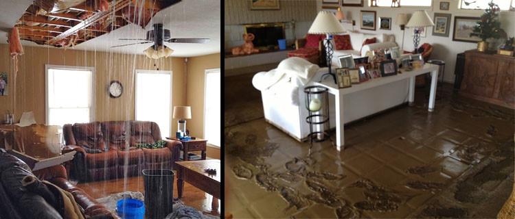 sel baskını sonrası temizlik izmir