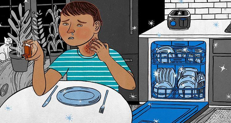 Alerji ve Astım Hastaları İçin Ev Temizleme Yöntemleri
