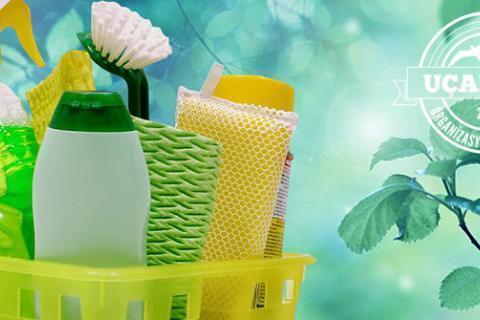Organik Ev Temizliği Nasıl Yapılır
