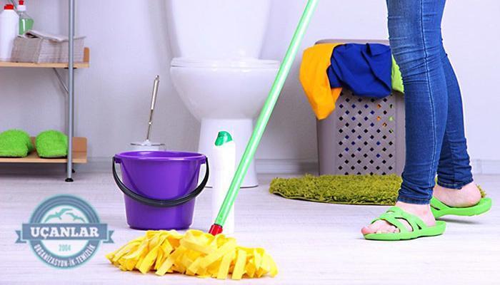 Banyo ve Tuvalet Temizliği Nasıl Yapılır?