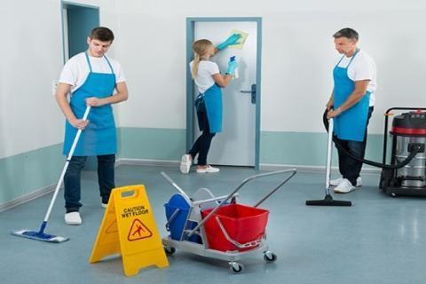 İşyeri Depo Temizliği
