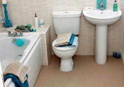tuvalet temizlik