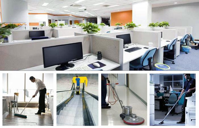 işyeri ofis temizliği izmir