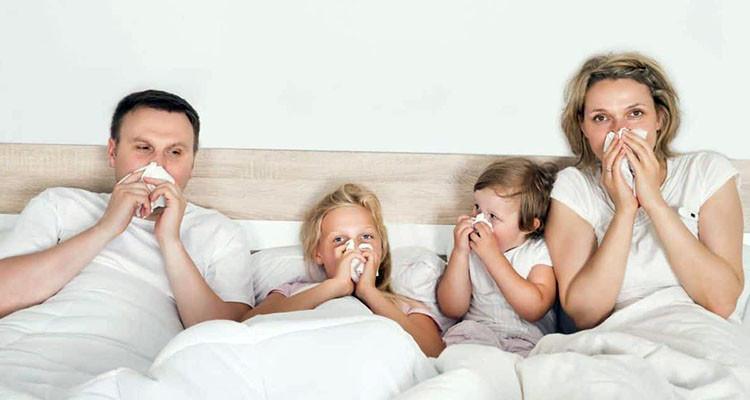 Alerji ve Astım Hastaları İçin Ev Temizliği