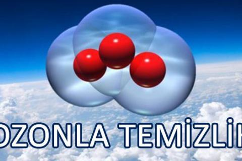 Ozon Gazı ile Dezenfeksiyon Ozonla Temizlik