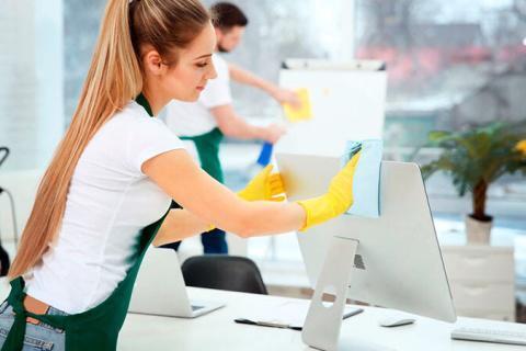 Ofis ve İşyeri Temizliği İzmir