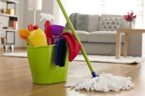 Ev Temizliği Nasıl ve Hangi Sıklıkla Yapılmalıdır