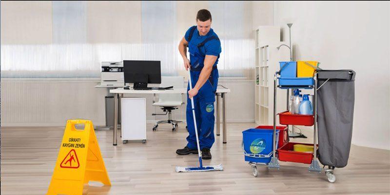 Temizlik Firması ile Çalışmanın Avantajları