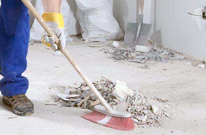 inşaat sonrası temizlik izmir