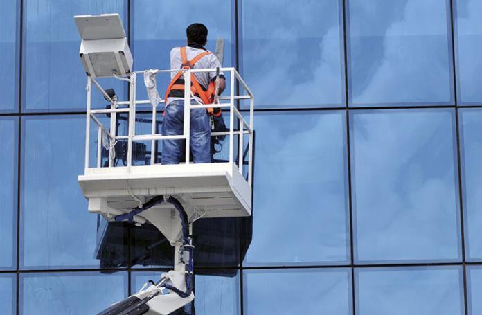izmir dış cephe cam temizliği