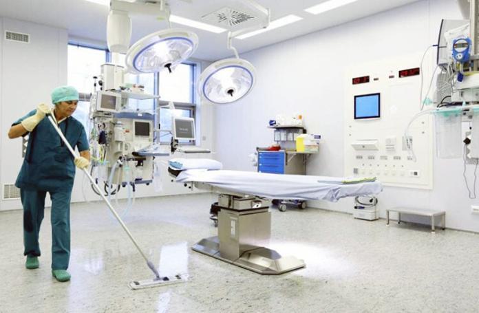 izmir hastane temizlik şirketi
