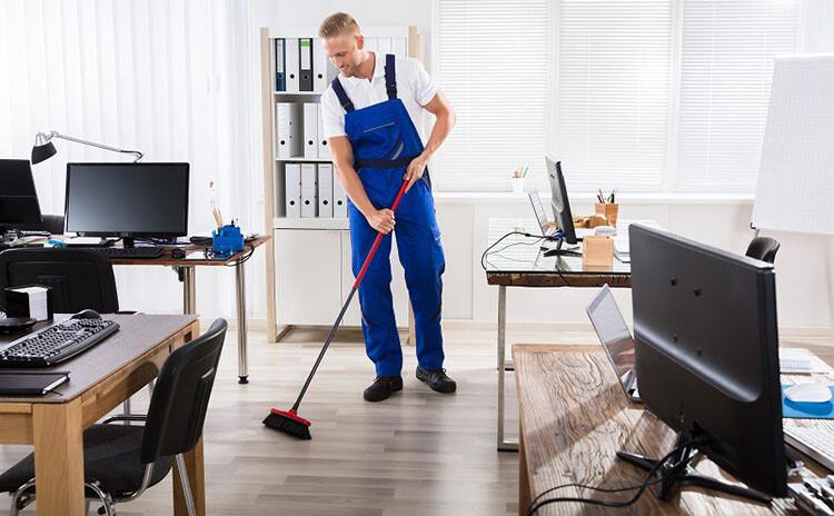ofis temizliği şirketleri izmir