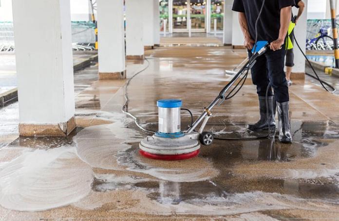 zemin cilalama temizlik şirketi izmir