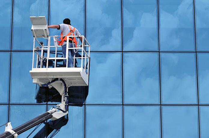 dış cephe cam temizlik şirketi izmir